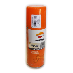 Silicone spray per moto 400ml