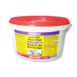 Decomur LS8 stucco bianco alleggerito pronto all'uso