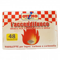 Accendifuoco caminetti barbecue stufe fuochi