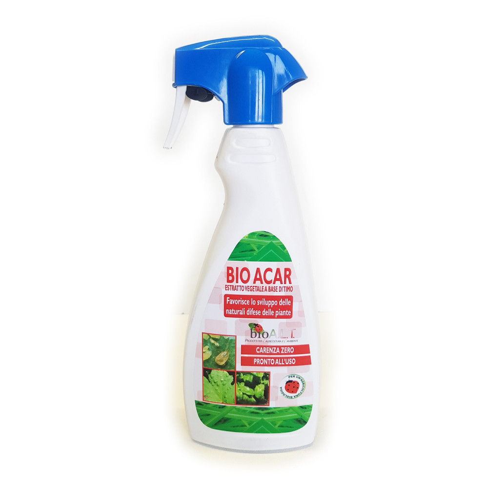 Bio acar spray 500ml protettivo naturale