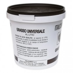 Grasso universale da 750ml base litio